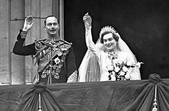 Платье королевы елизаветы свадебное