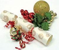 Рождественская хлопушка «Christmas Cracker».